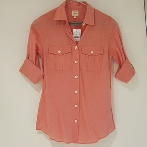 The perfect shirt JCREW